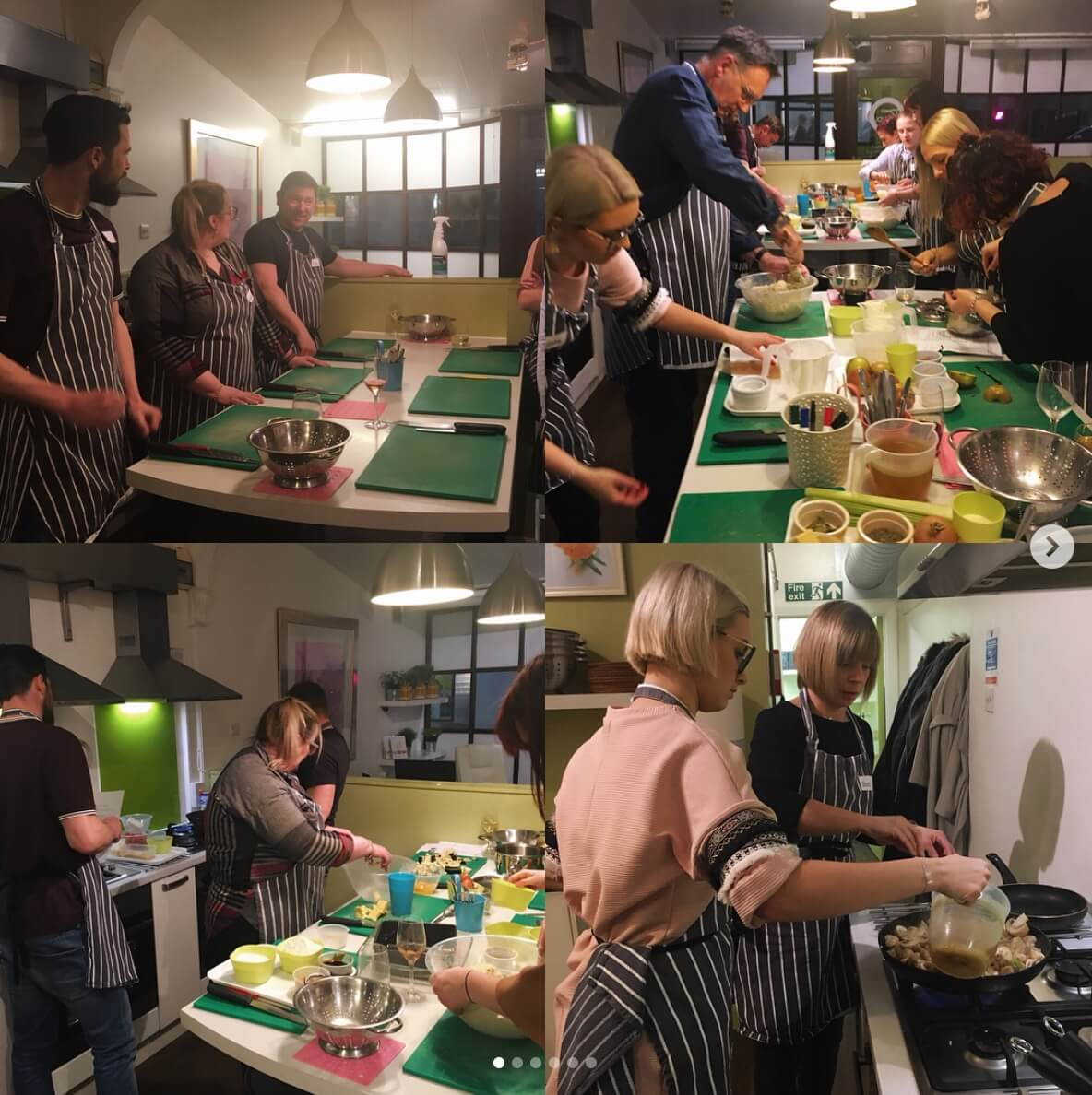 Cookery Class Multi Image