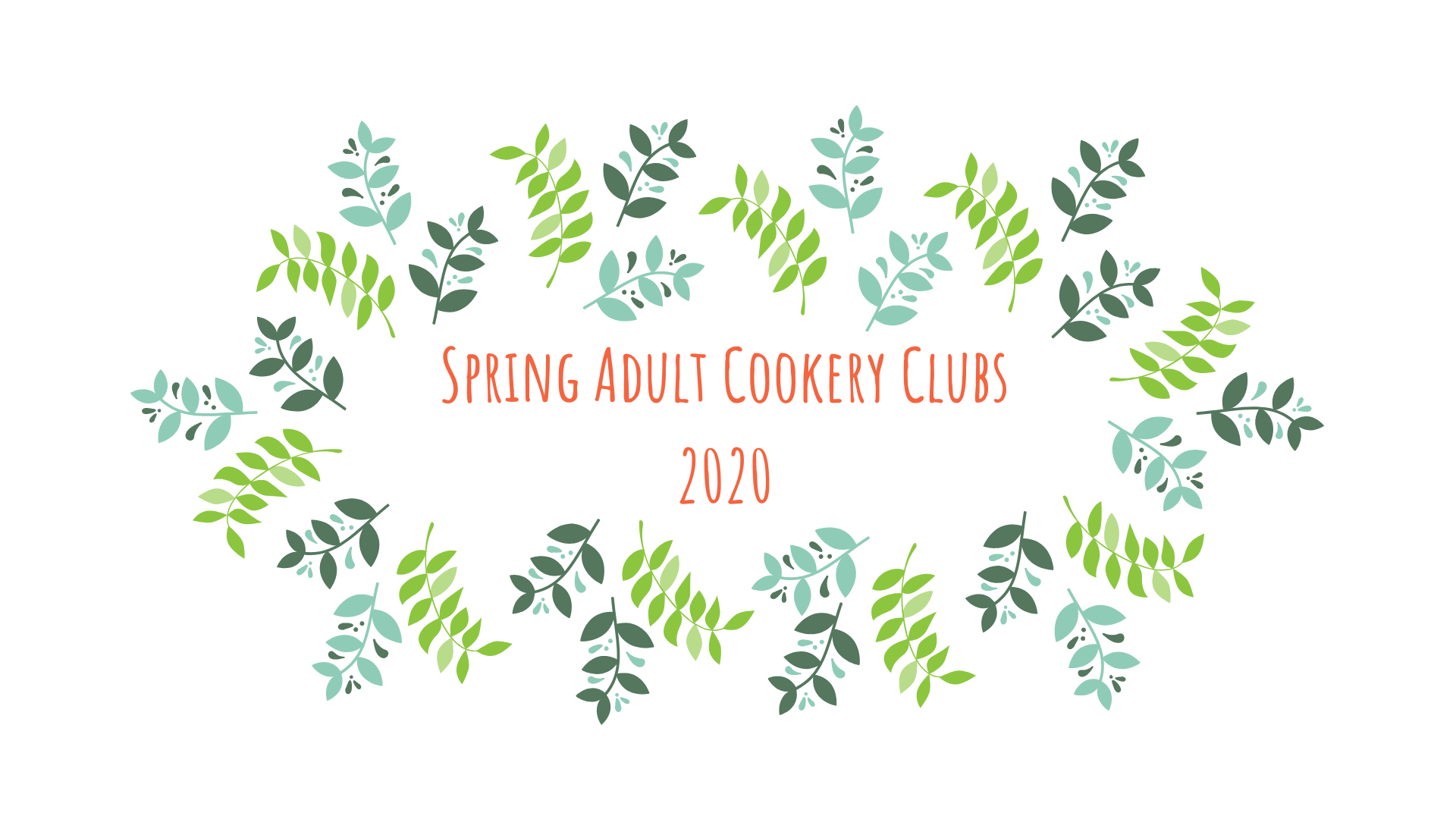 Green Leaves Spring Wallpaper